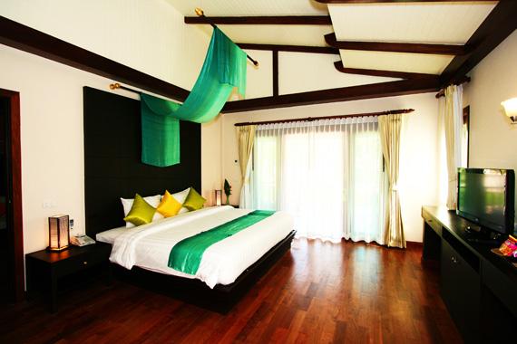 Family Grand Poolside Villas Rooms Aonang Phu Petra